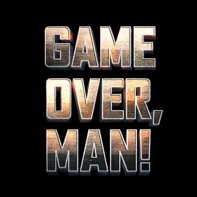 Game over Man Pic
