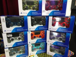PlayStation 4 Controllers for sale $39.99!