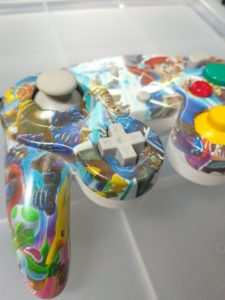 Custom Hydrodipped Controller Made Here