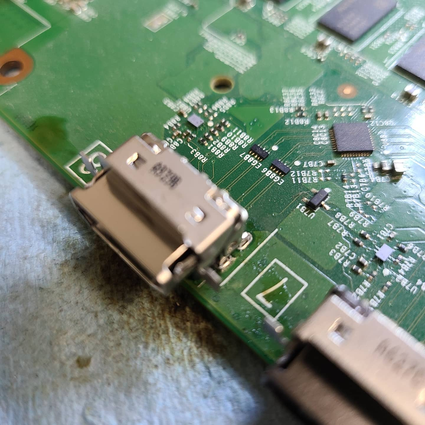 Xbox One HDMI Repair