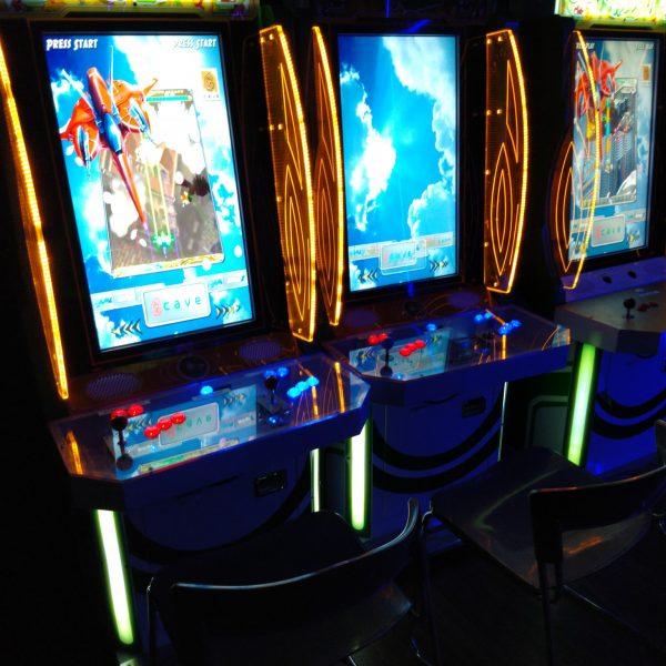Arcade Shoot Um Ups
