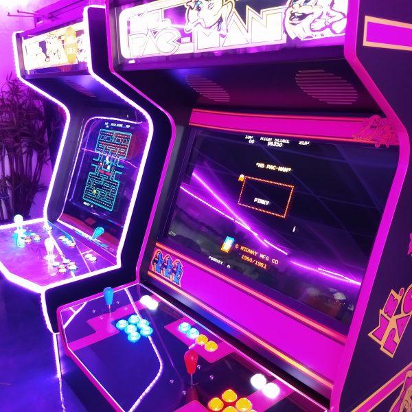 Custom Full Size Arcades