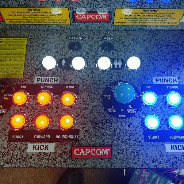 LED Buttons